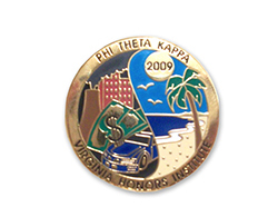 2009 Regional Honors Institute Pin