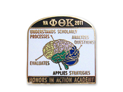 2011 Regional Honors Institute Pin