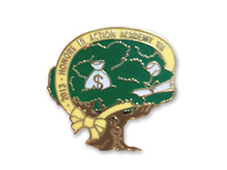 2013 Regional Honors Institute Pin