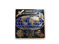 2014 Regional Honors Institute Pin
